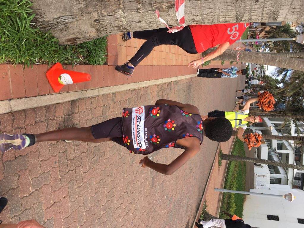 LIV Club Park Run in Umhlanga