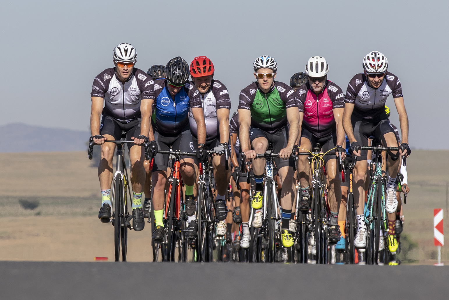 City Logistics, Ride for MRP Foundation, Ride for MRP, Sponsorship