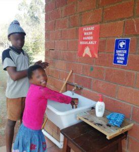 City Logistics' Khazimula Children's Project